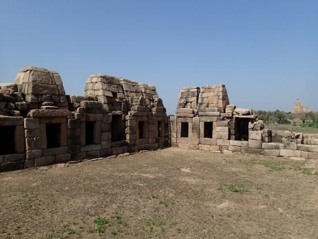 Yogini temple ruin.