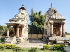 Part of the Jain temples.