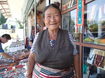 This woman fled Tibet 30 years ago.