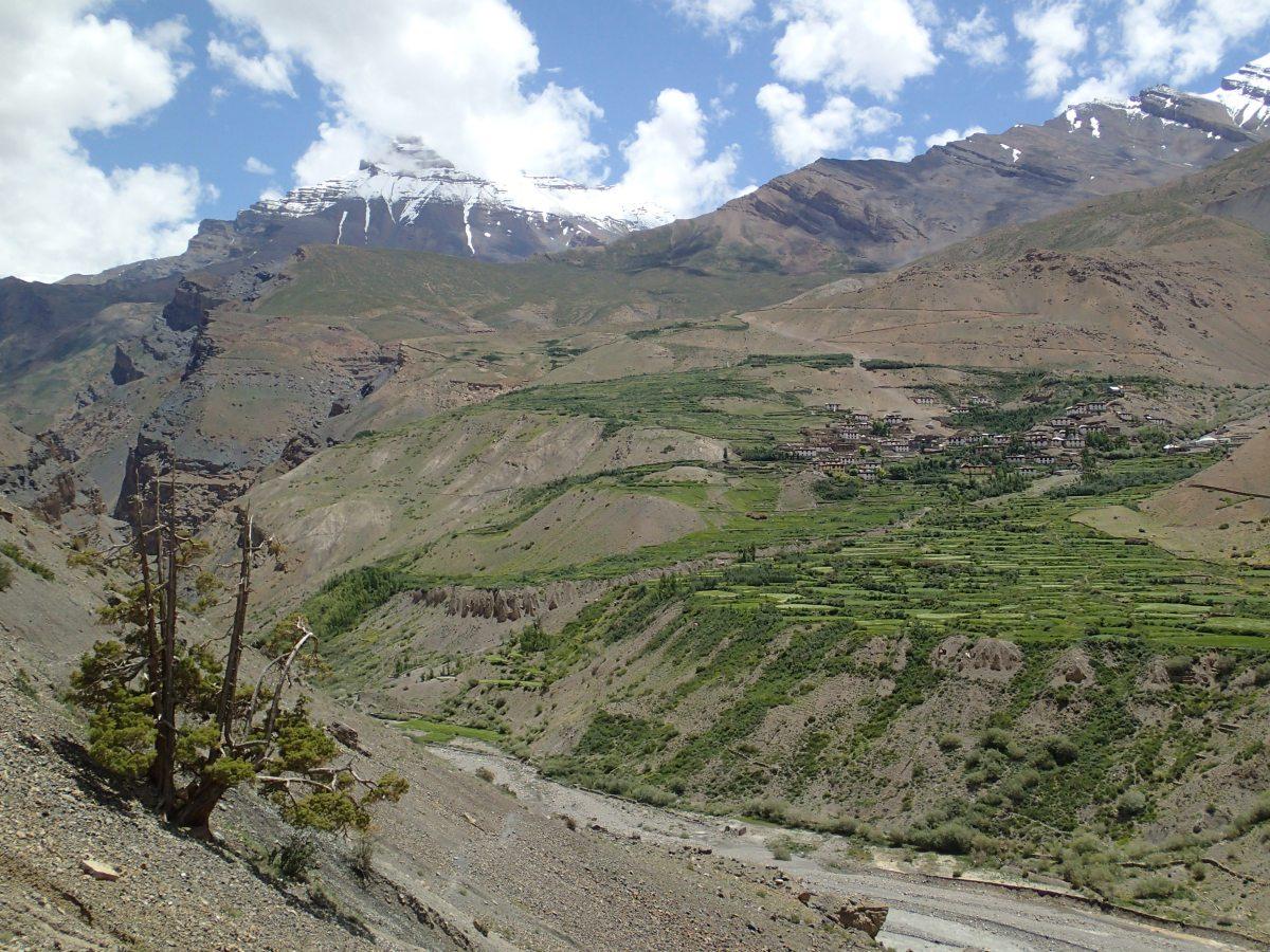 Spiti Valley: Demul - Lalung