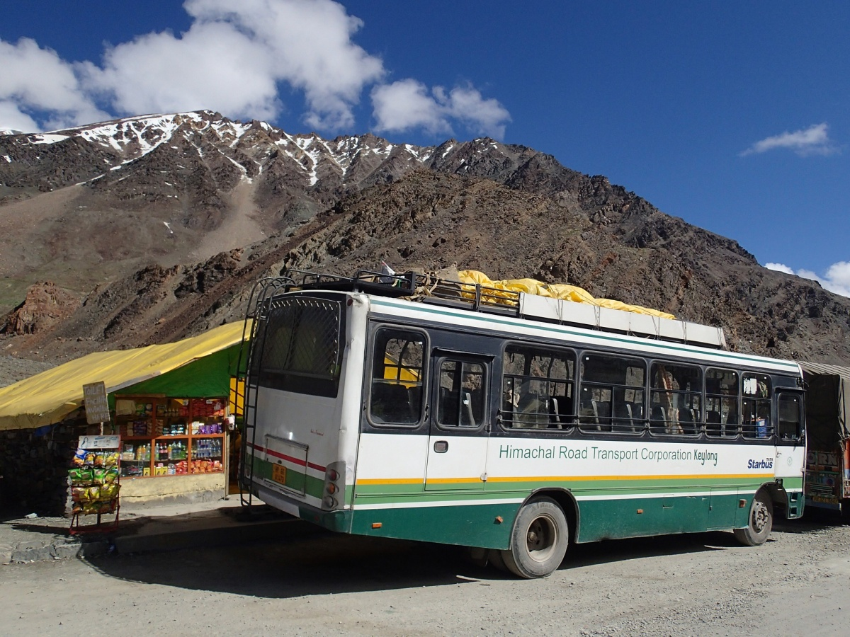 How To Get From Kaza To Leh