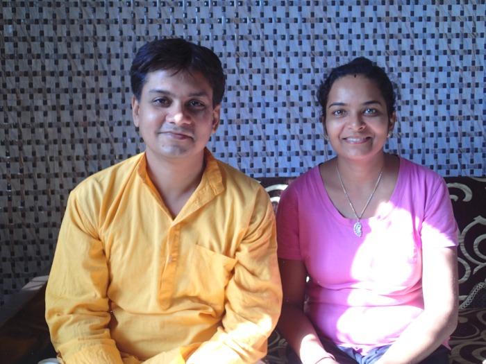 Ajit & Manisha