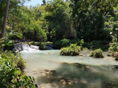 Cambugahay Falls. Generally quite stunning.